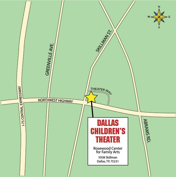 Dallas Children's Theater | About Us