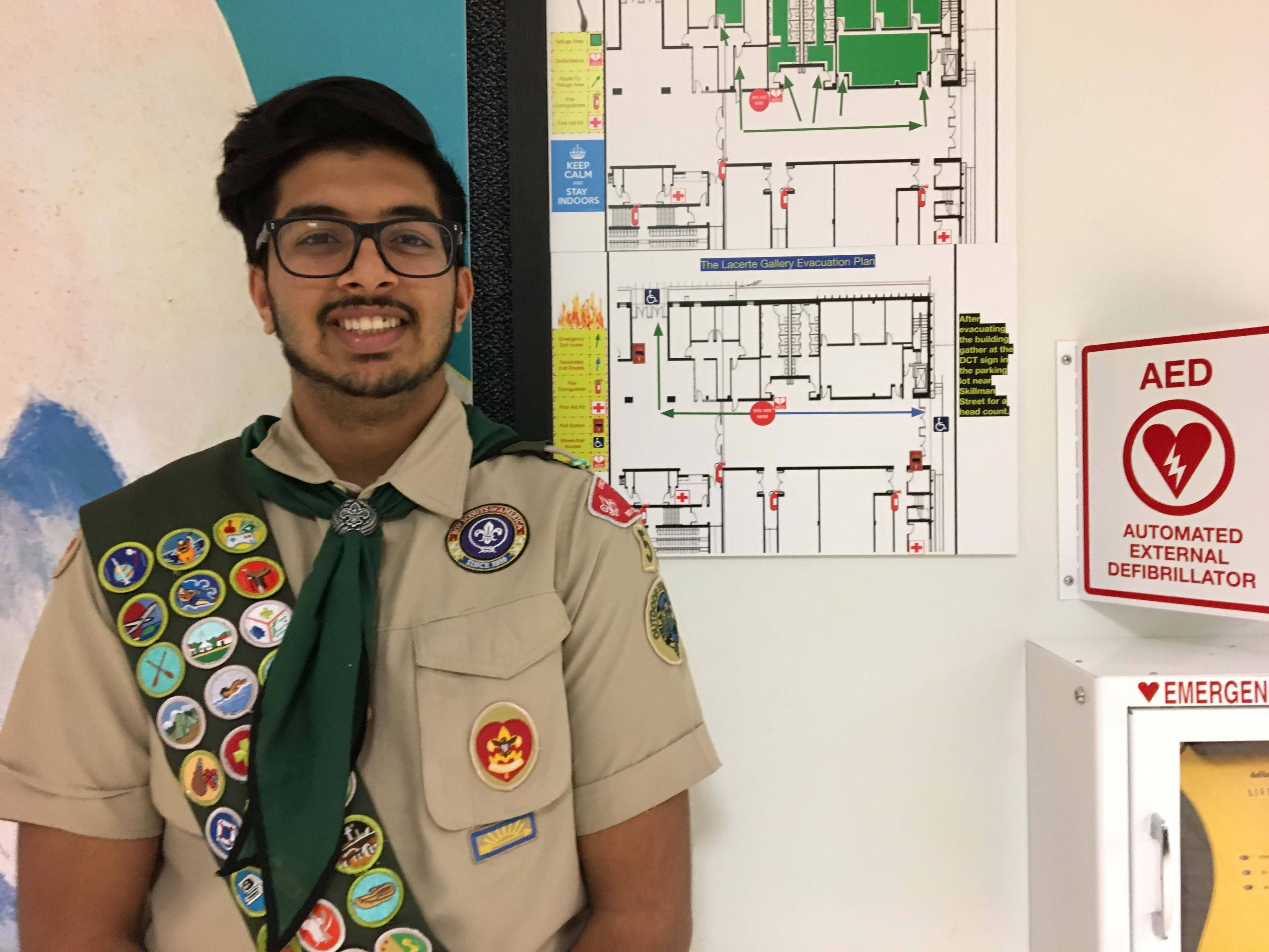 Dallas Children's Theater | Eagle Scout Projects