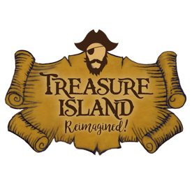 Treasure Island Reimagined!
