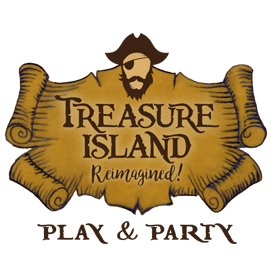 Treasure Island Reimagined! PLAY AND PARTY!
