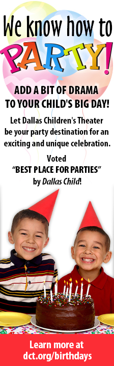 Dallas Children's Theater   Astonishing Kids & Families with